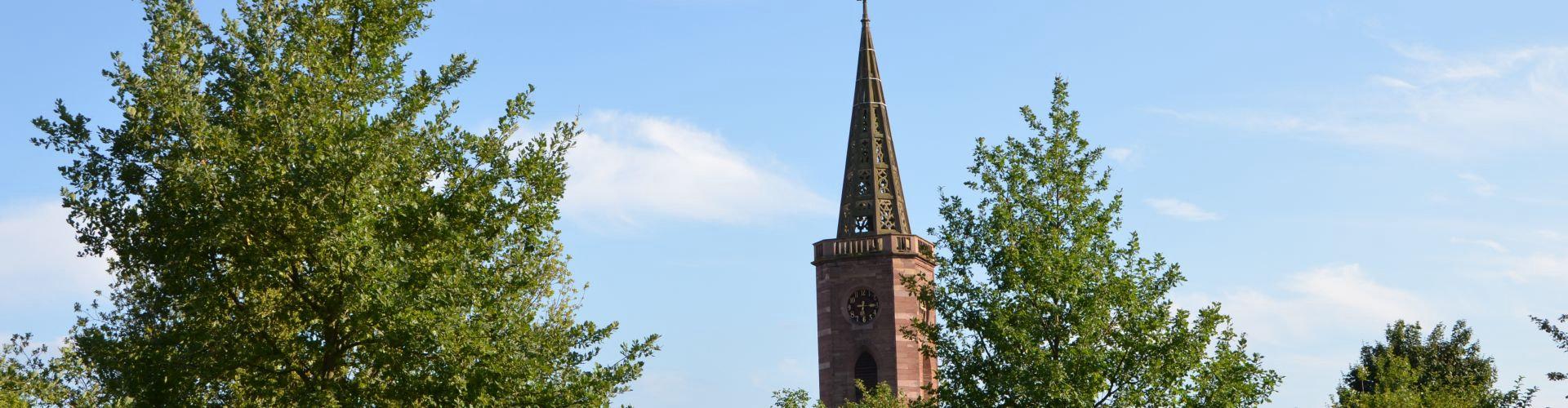 St. Martin Obergrombach / Quelle:  A. Konigorski