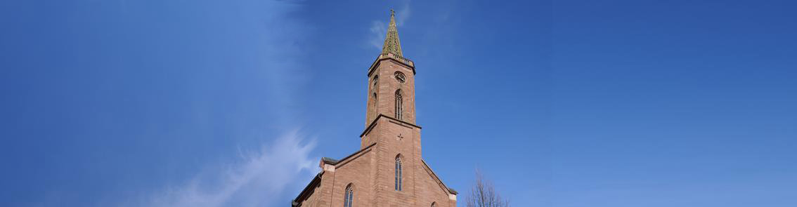 St. Martin Obergrombach / Quelle:  Barbara Fank-Landkammer