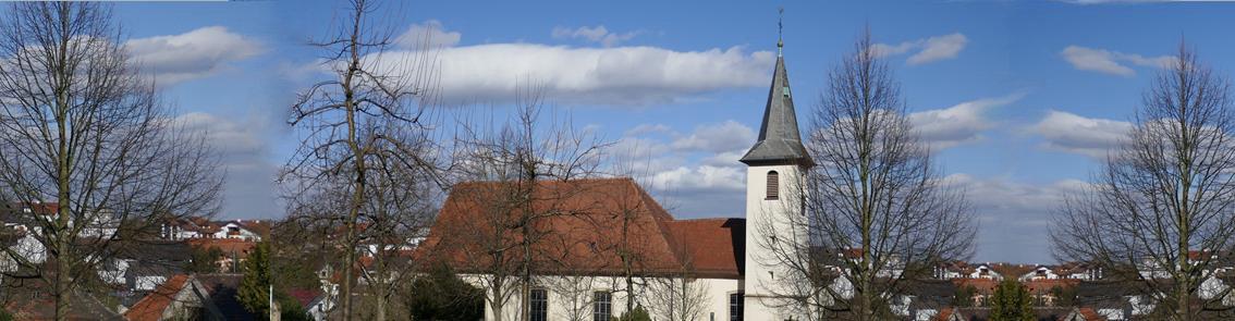 St. Sebastian Helmsheim / Quelle:  Barbara Fank-Landkammer