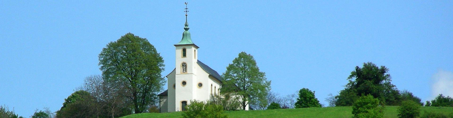 Kirchengemeinde Bruchsal Michaelsberg / Quelle:  Franz Porz / A. Konigorski, Kath. Kirchengemeinde Bruchsal Michaelsberg